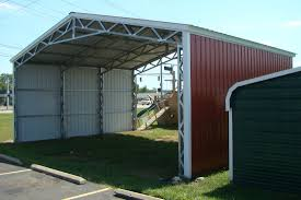 all steel carports ohio outdoor structures llc