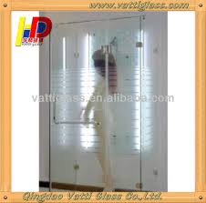 tempered glass shower door u0026 shower bathroom screen luxury