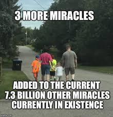 Anti Meme - miracles natalism reproduction children overpopulation anti