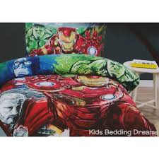 Duvet Cover Double Bed Size Avengers Age Of Ultron Quilt Cover Set Quilt Cover Double Bed