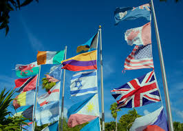 Flag Flying Etiquette Flag Etiquette At International Of The Turks And Caicos