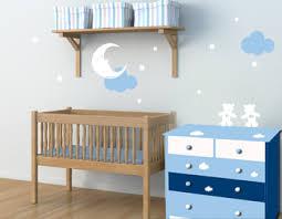 autocollant chambre bébé stickers muraux des déco originales avec des autocollants
