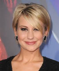 hair under ears cut hair chelsea kane hairstyles for a heart shaped face