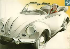 volkswagen beetle 1960 volkswagen advertising art 1951 1960 bernd reuters blog