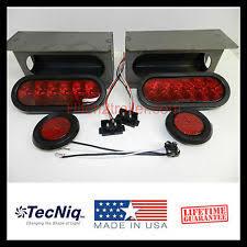 trailer tail lights for sale led trailer tail light kit ebay