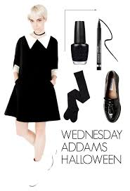 7 best wednesday addams halloween dress images on pinterest