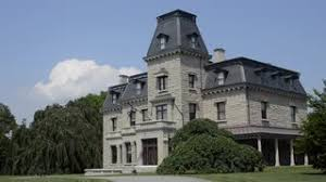 Famous Mansions Newport Rhode Island Famous Rosemont Mansion On The Mansions Drive