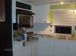 mobile home kitchen cabinets mobile home kitchen update