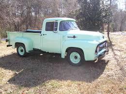 Old Ford Truck Colors - rebuilt vintage ford truck f250 meadowmist green 272 v8