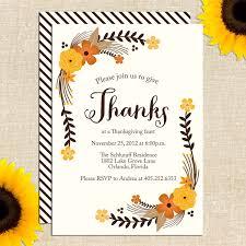 thanksgiving party invite arrangement thanksgiving invitations etsy invitations ideas