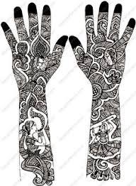 radha krishna mehendi design best bridal mehndi in the world