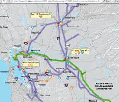 Caltrans Traffic Map Timeline Of Barriers And Gates Proposals For The Delta