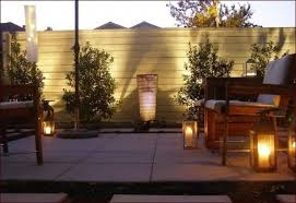 Patio Deck Lighting Ideas Patio Deck Lights 1 Pc Solar Power Led Buried Light Outdoor Patio