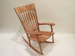Bent Wood Rocking Chair Custom Rocking Chairs Custommade Com