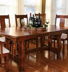 Wooden Dining Room Set | round wood dining room table chuck nicklin in wooden tables