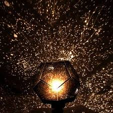 Bedroom Laser Lights Heracleum Waves Projector Light Four Seasons