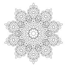 free coloring page to print and color mandalas sissi pinterest