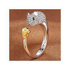 buy fashion rings images Buy fashion crystal rings finger ring animal zodiac fashion cute jpg