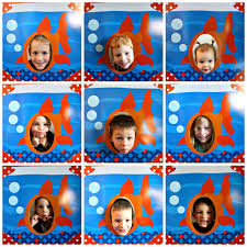o fish ally five goldfish party u2013 a to zebra celebrations