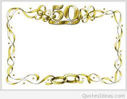 golden wedding anniversary 50th anniversary cards gsebookbinderco 50th wedding anniversary