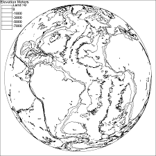 free coloring pages of the 7 continents coloring pages continents