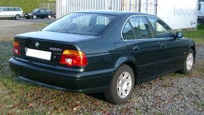 bmw e39 rear file bmw e39 rear 20071022 jpg wikimedia commons