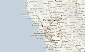 petaluma ca map petaluma location guide