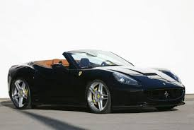 Ferrari California Black - ferrari california by novitec rosso news tuning directory