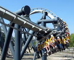 Goldrusher Six Flags Magic Mountain Six Flags Magic Mountain Batman The Ride Batman Cork1 Jpg