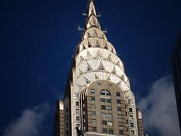 Chrysler Building Floor Plan new york city u0027s most iconic buildings mapped