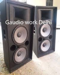 empty 15 inch speaker cabinets srx dj sound box cabinet duble 15 at rs 9000 piece speakers