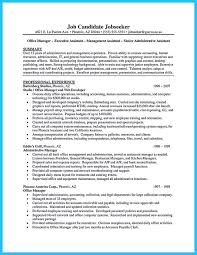 Sample Resume Of Executive Assistant by 594 Best Resume Samples Images On Pinterest Resume Templates