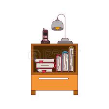 Nightstand Bookshelf 19 361 Bookshelf Stock Illustrations Cliparts And Royalty Free