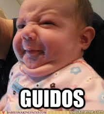 Eww Meme Face - guidos eww baby quickmeme