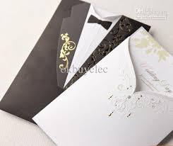 wedding card for groom groom tuxedo gown design wedding cards invitation party