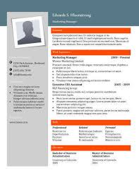 Reentering The Workforce Resume Examples by 22 Contemporary Resume Templates Free Download