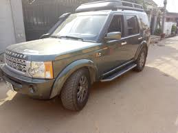 foto bdg land rover registered land rover lr3 2006 fullest option selling 3 1m