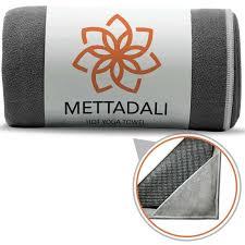 Popular Items For Love Anchors - anchor fit yoga towel gray mettadali yoga