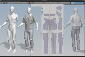 3d Fashion Design Software Marvelous Designer Right Between Cutting Fabric And 3d Technology