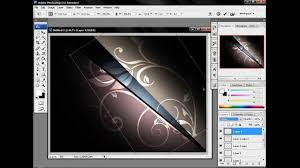 membuat poster photoshop cs3 adobe photoshop cs3 background design tutorial easily to do
