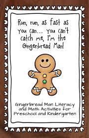 Gingerbread Man Worksheets 104 Best Gingerbread Man Activities Images On Pinterest Winter