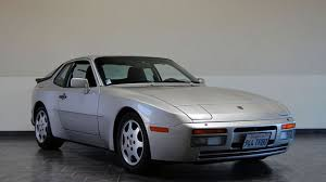 porsche 944 silver cars for sale porsche 911 1988 porsche 944 turbo coupe