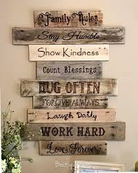 26 best rustic wood sign ideas and designs with inspirational