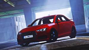 audi a4 tuner 2017 audi a4 quattro abt add on replace tuning gta5 mods com