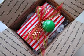 gifts by mail mailing christmas gifts