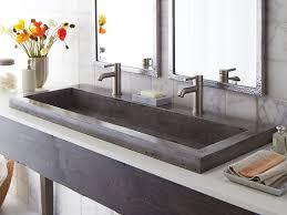 bathroom trough sink bathroom 18 double trough sink trough sink
