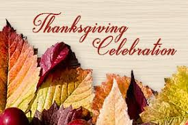 thanksgiving celebration shallots bistro