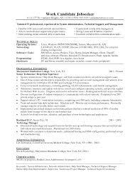 Resume Examples  Skills Resume Example  skills resume sample for