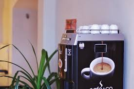 coffee machine Picture of Homer Prague TripAdvisor