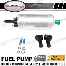 all holden commodore vl main efi external fuel pump rb20e rb30e